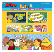 arthur-website
